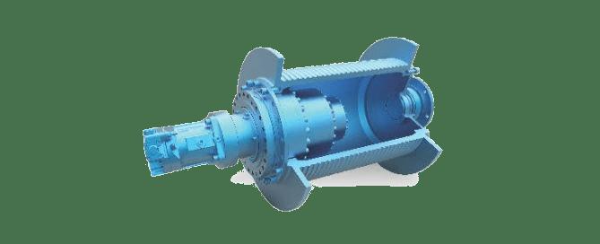 Лебедкисерии PW при заказе могут комплектоваться электродвигателем или гидромотором.