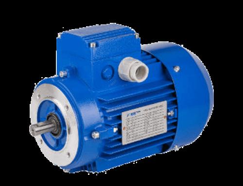 Трёхфазные асинхронные электродвигатели торговой марки Sigma Motor.