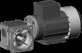 Мотор-редуктор спироидный МРС1-16