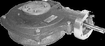 Редуктор спироидный РС1-60-46