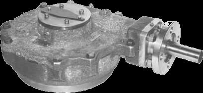 Редуктор спироидный РС1-93-40