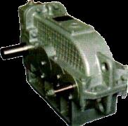 Специальные крановые (цилиндрические трехступенчатые) редукторы типа ВК