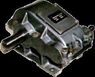 Редукторы цилиндрические двухступенчатые горизонтальные специальные крановые типа Ц-2