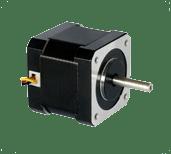 Двухфазный гибридный шаговый двигатель