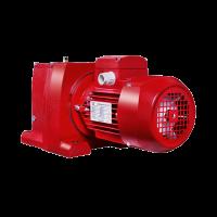 RC - Coocно-цилиндрические мотор-редукторы