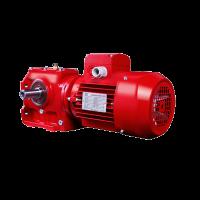SC - Цилиндрическо - червячные мотор-редукторы